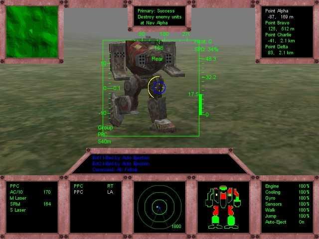 Новость: разработчики mechwarrior online рассказали, как улучшить боевого робота - игры mailru