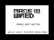 Made in wired 0.10