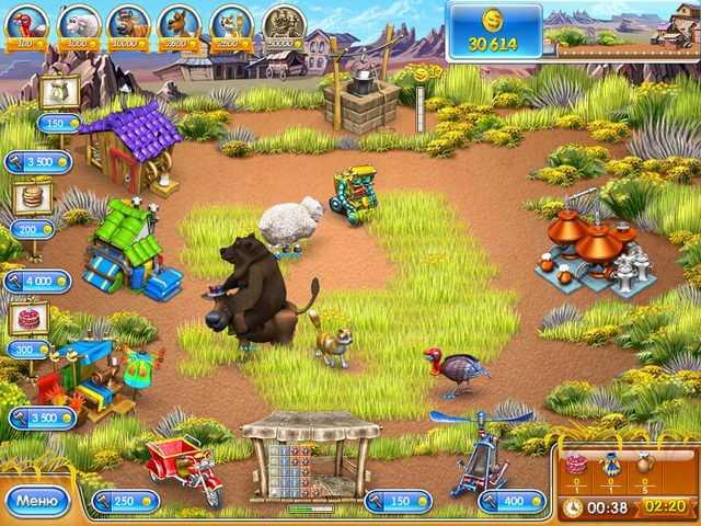 Название Веселая ферма 12 в 1 Жанр Simulation Платформа PC Язык