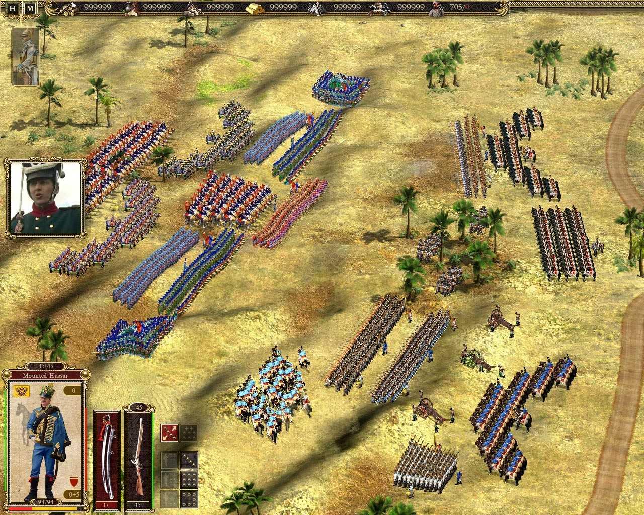 Патч к игре Казаки Европейские войны (Cossacks European Wars) 23.04