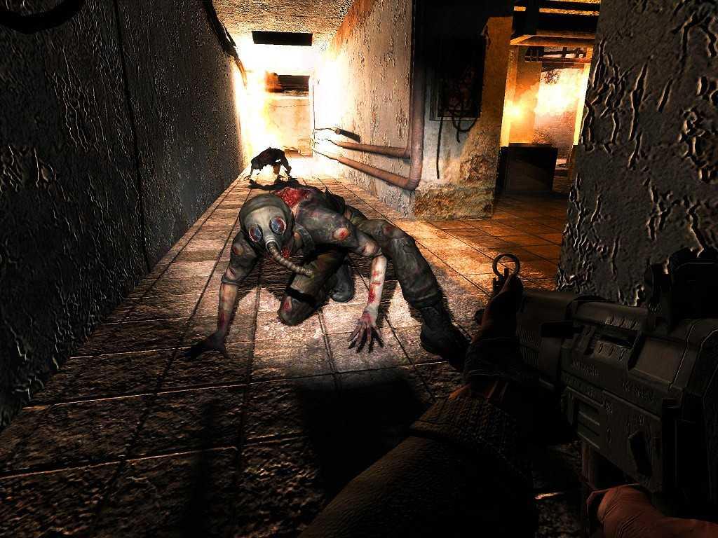 Скриншоты из игры с патчем S.T.A.L.K.E.R. Shadow of C…
