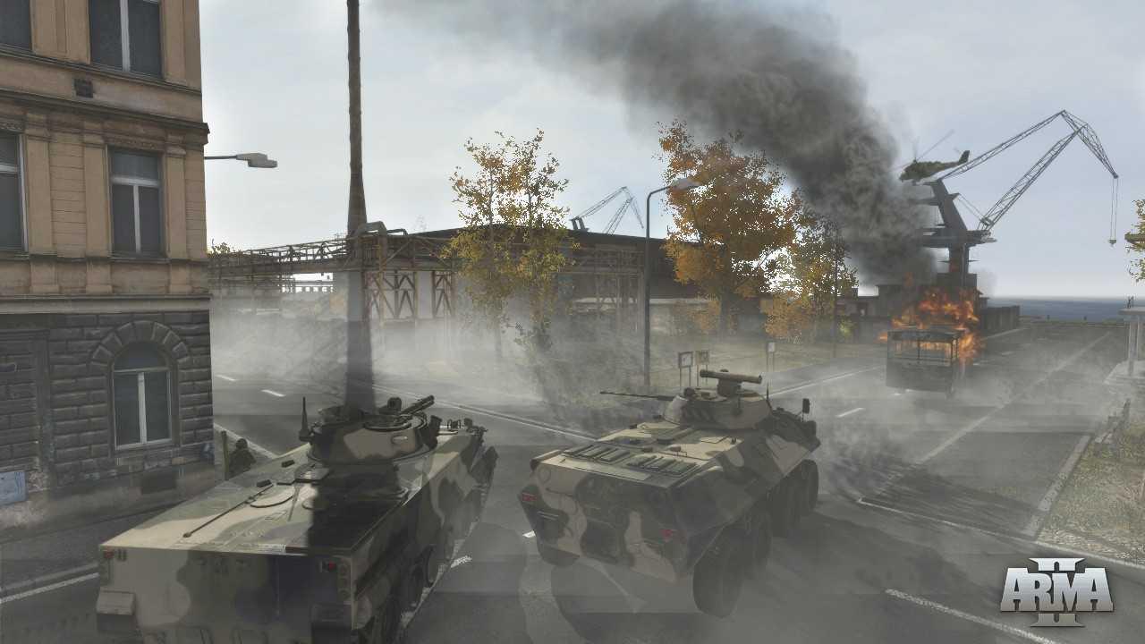 ArmA 2 Тактика современной войны / ArmA 2 (2009) PC Лицензия.