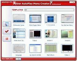 AutoPlay Menu Creator 7.3
