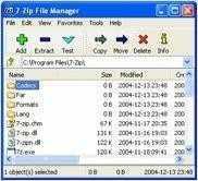 7-Zip 4.55 beta