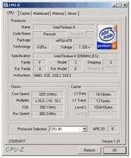 CPU-Z 1.46