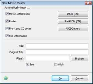 Personal Video Database 0.9.8.20