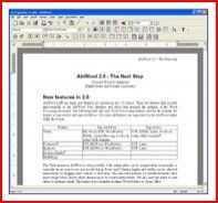 AbiWord Portable 2.6.8