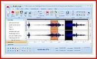 Free Audio Editor 2009 6.8.5