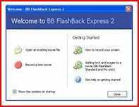 BB FlashBack Express 2.6.2
